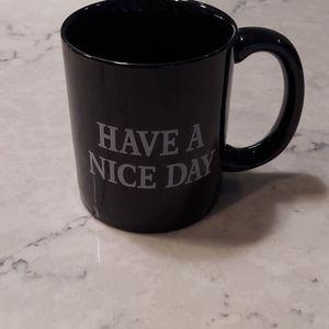 Have a nice day adult mug
